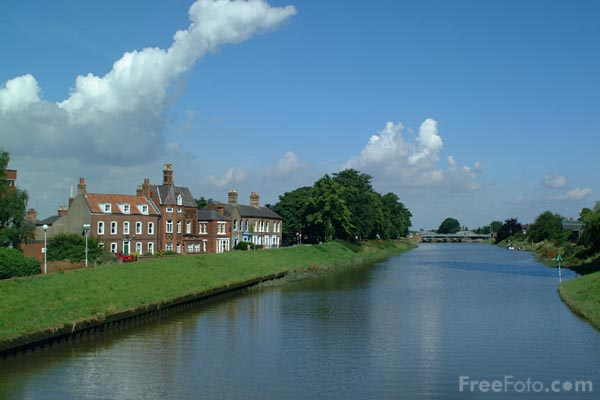 Picture of Boston, Lincolnshire - Free Pictures - FreeFoto.com