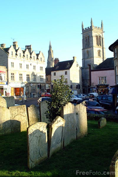 Picture of Stamford, Lincolnshire - Free Pictures - FreeFoto.com
