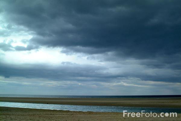Picture of Alnmouth - Free Pictures - FreeFoto.com