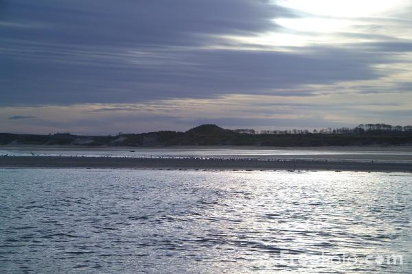 Picture of North Sea, Alnmouth, Northumberland - Free Pictures - FreeFoto.com