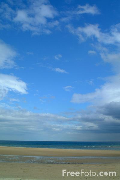 Picture of Harbour, Alnmouth - Free Pictures - FreeFoto.com