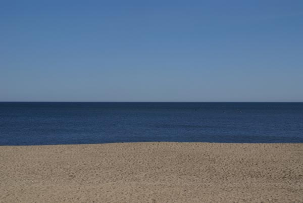 Picture of Newbiggin Bay, Northumberland - Free Pictures - FreeFoto.com