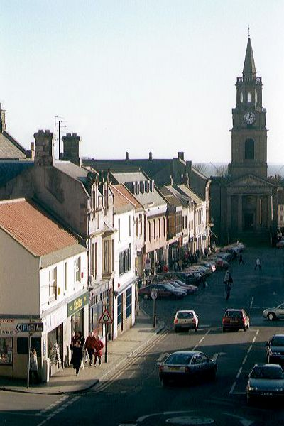 Picture of Main Street, Berwick upon Tweed - Free Pictures - FreeFoto.com