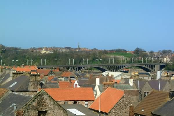 Picture of Berwick upon Tweed - Free Pictures - FreeFoto.com
