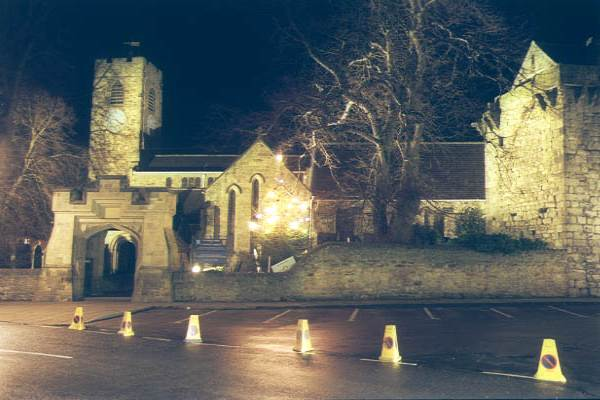 Picture of Parish Church, Corbridge - Free Pictures - FreeFoto.com