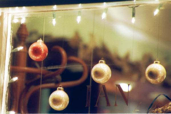 Picture of Christmas Baubles - Free Pictures - FreeFoto.com