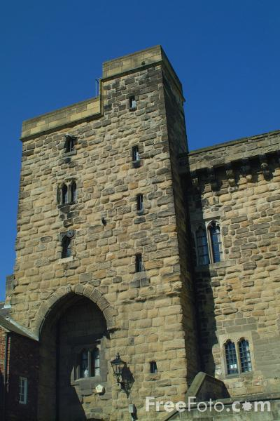 Picture of The Moot Hall, Hexham - Free Pictures - FreeFoto.com