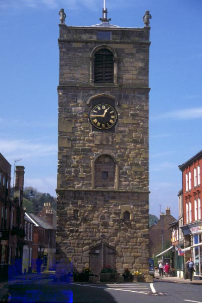 Picture of 17th Century Tower, Morpeth - Free Pictures - FreeFoto.com