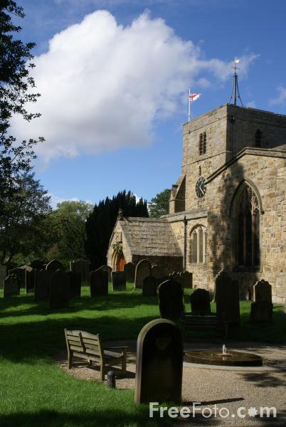 Picture of The Parish Church of St Mary the Virgin Ponteland - Free Pictures - FreeFoto.com