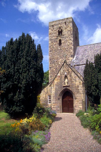 Picture of Ovingham St Mary the Virgin Church - Free Pictures - FreeFoto.com