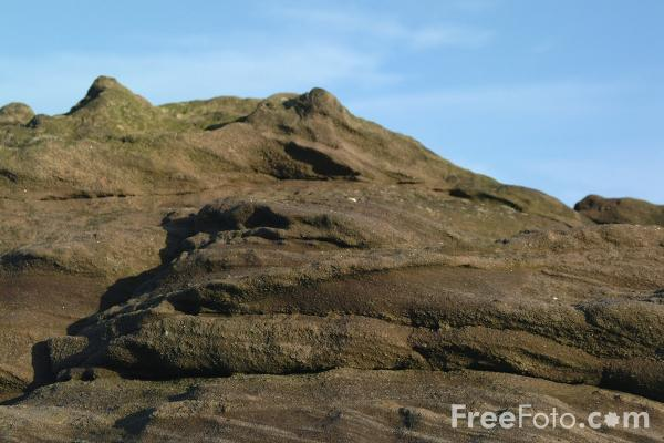 Picture of Rocks, Seahouses - Free Pictures - FreeFoto.com