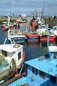 Image Ref: 1033-20-54 - Fishing Boat, Seahouses Harbour, Northumberland, Viewed 4249 times