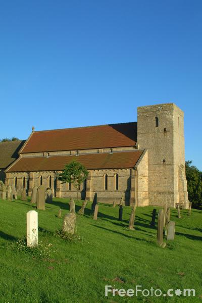 Picture of St Mary the Virgin Parish Church, Stamfordham, Northumberland - Free Pictures - FreeFoto.com