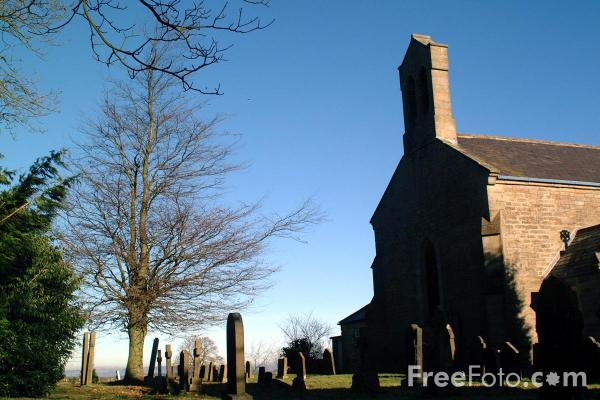 Picture of St Mary the Virgin, Slaley - Free Pictures - FreeFoto.com