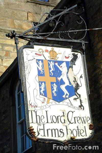 Picture of The Lord Crewe Arms Hotel, Blanchland - Free Pictures - FreeFoto.com