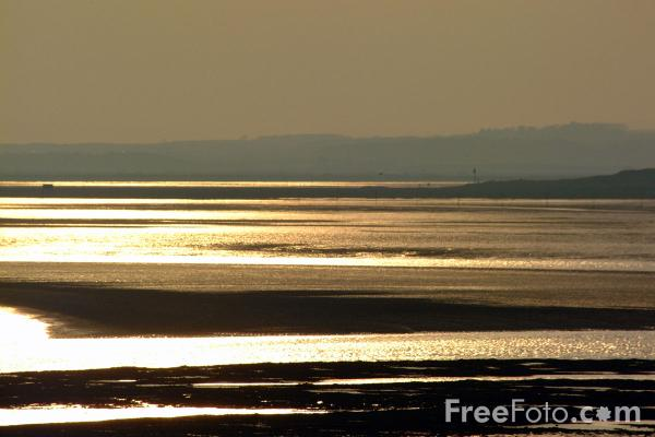 Picture of Sunset, Holy Island - Free Pictures - FreeFoto.com