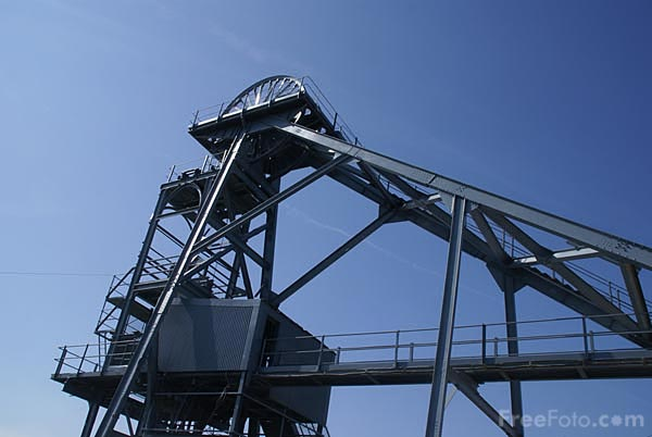 Picture of Woodhorn Colliery Museum - Free Pictures - FreeFoto.com