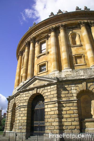 Picture of Radcliffe Camera, Oxford, England - Free Pictures - FreeFoto.com