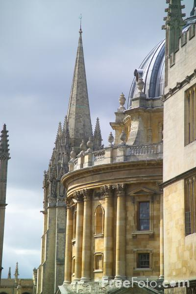 Picture of Oxford, England - Free Pictures - FreeFoto.com