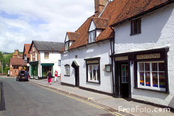 Picture of Goring, Oxfordshire, England, - Free Pictures - FreeFoto.com
