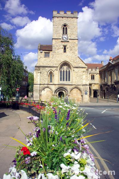 Picture of Abingdon, Oxfordshire, - Free Pictures - FreeFoto.com