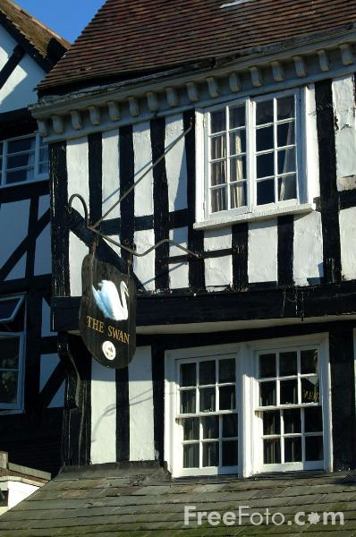 Picture of The Swan, Bridgnorth - Free Pictures - FreeFoto.com