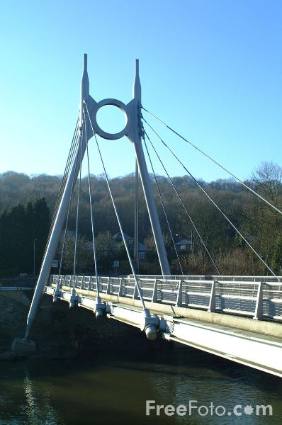 Picture of Ironbridge, Shropshire - Free Pictures - FreeFoto.com