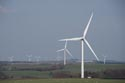 Image Ref: 104-18-8287 - High Hedley Hope wind farm, Viewed 3980 times