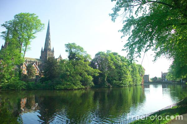 Picture of Lichfield, Staffordshire - Free Pictures - FreeFoto.com