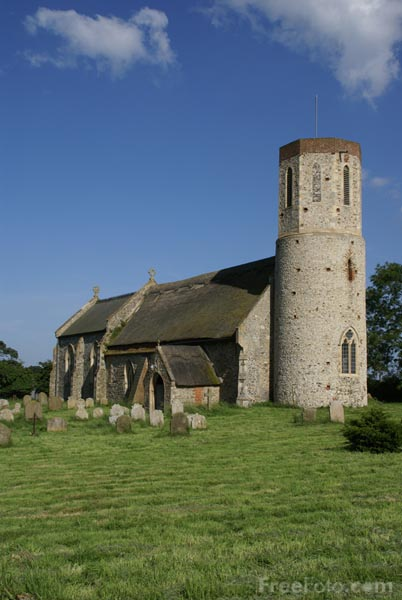 Picture of West Somerton - Free Pictures - FreeFoto.com