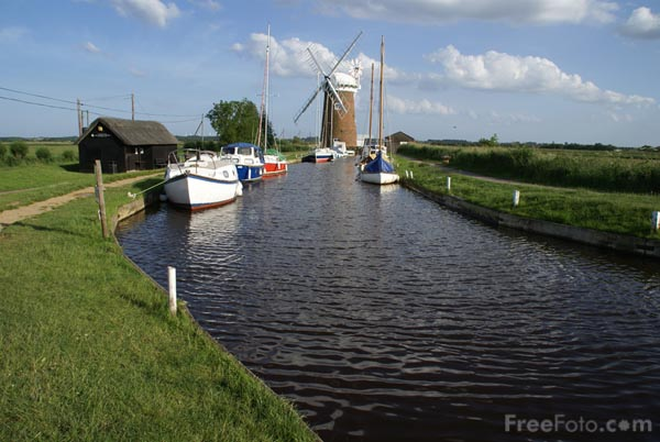 Picture of Horsey, Norfolk - Free Pictures - FreeFoto.com