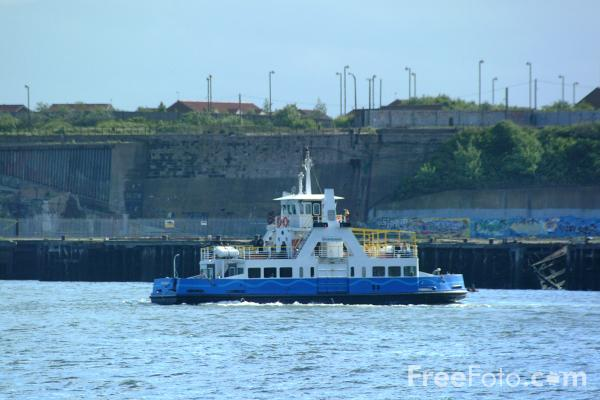 Picture of Shields Ferry, North Shields - Free Pictures - FreeFoto.com