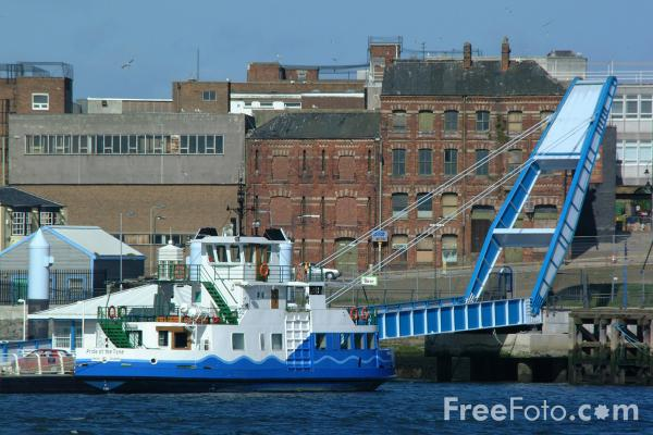 Picture of Shields Ferry, South Shields - Free Pictures - FreeFoto.com