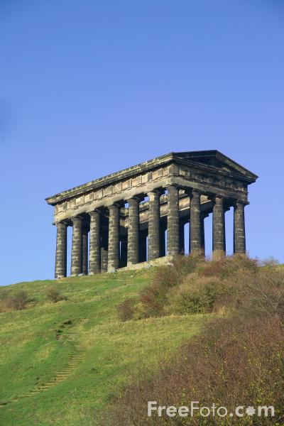 Picture of Penshaw Monument - Free Pictures - FreeFoto.com