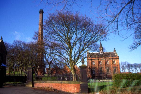 Picture of Ryhope Pumping Station, Sunderland - Free Pictures - FreeFoto.com