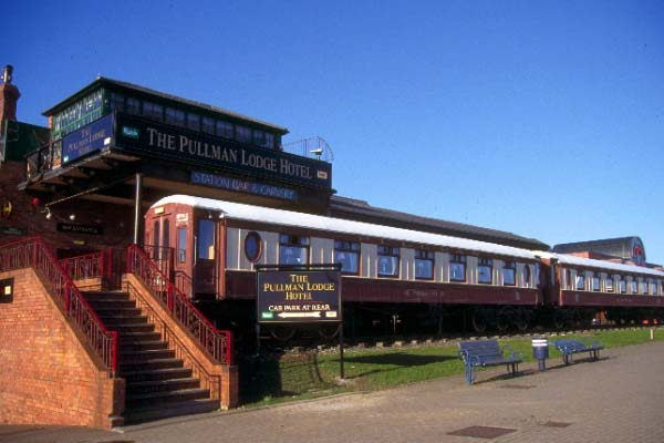 Picture of The Pullman Lodge Hotel, Sunderland - Free Pictures - FreeFoto.com