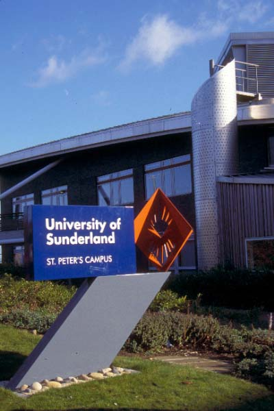 Picture of University of Sunderland - Free Pictures - FreeFoto.com