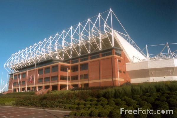 Picture of The Stadium of Light, Sunderland Football Ground - Free Pictures