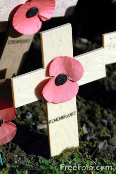 Picture of Remembrance, Mowbray Park, Sunderland - Free Pictures - FreeFoto.com