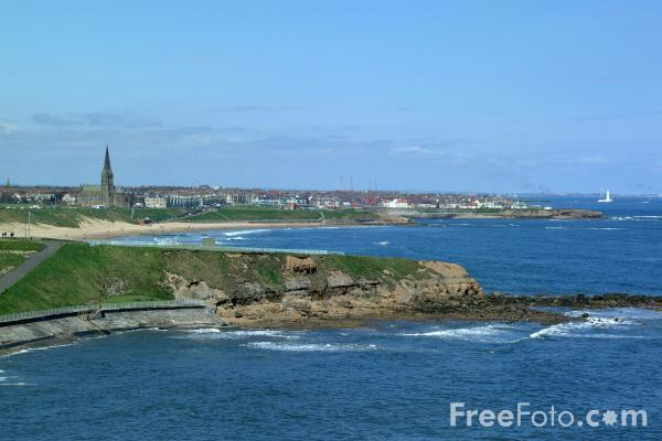 Picture of Tynemouth - Free Pictures - FreeFoto.com