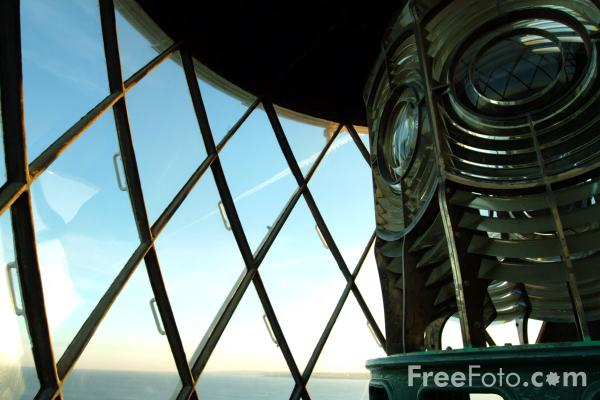 Picture of The Light, St Mary's Lighthouse, Whitley Bay - Free Pictures - FreeFoto.com