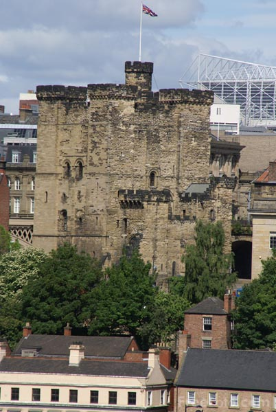 Picture of The Castle Keep, Newcastle upon Tyne - Free Pictures - FreeFoto.com