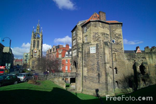Picture of The Blackgate, Newcastle upon Tyne - Free Pictures - FreeFoto.com