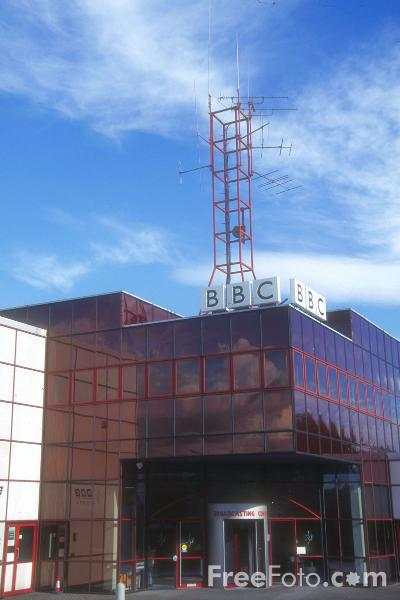 Picture of Broadcasting Centre, Barrack Rd, Newcastle upon Tyne - Free Pictures - FreeFoto.com