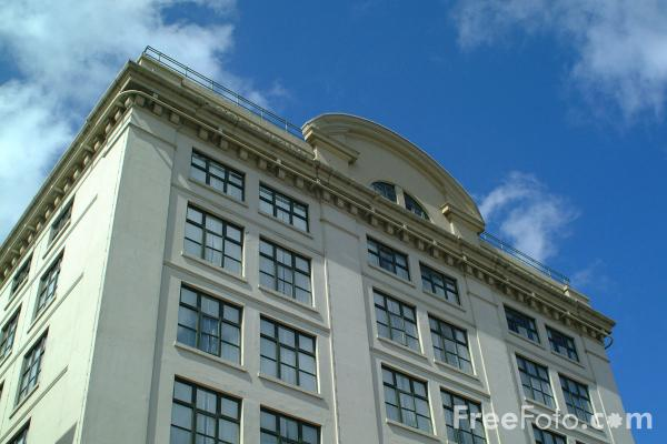Picture of Malmaison Hotel, Newcastle Upon Tyne - Free Pictures - FreeFoto.com