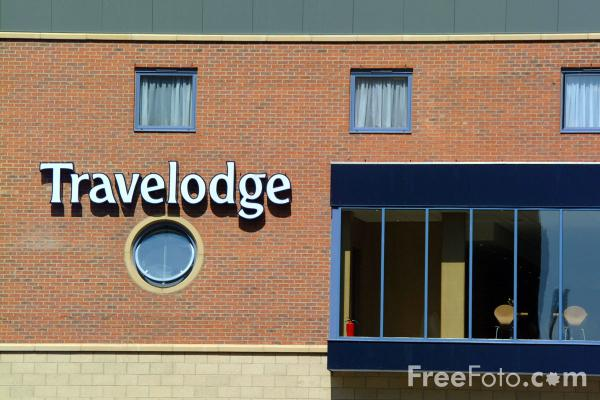Picture of Travelodge, Newcastle upon Tyne - Free Pictures - FreeFoto.com