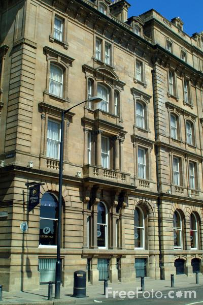 Picture of Premier Lodge, Quayside, Newcastle Upon Tyne - Free Pictures - FreeFoto.com
