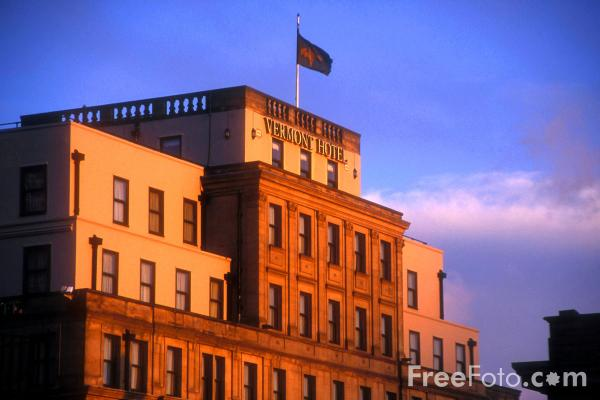Picture of Vermont Hotel, Newcastle Upon Tyne - Free Pictures - FreeFoto.com
