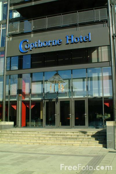 Picture of Copthorne Hotel, Newcastle upon Tyne - Free Pictures - FreeFoto.com