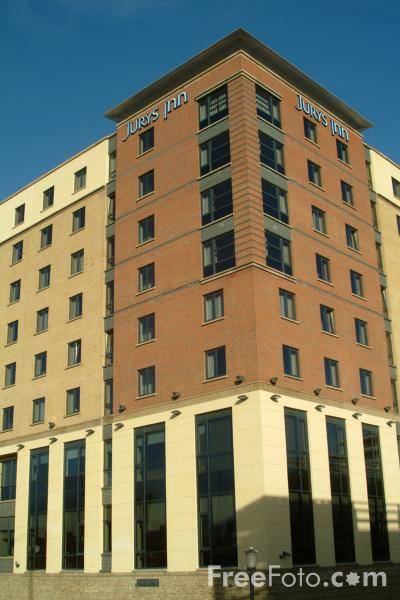 Picture of Jurys Inns Hotel, Newcastle upon Tyne - Free Pictures - FreeFoto.com